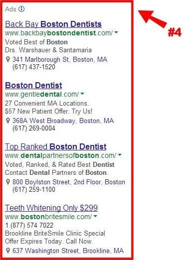 Google More Sponsored Links