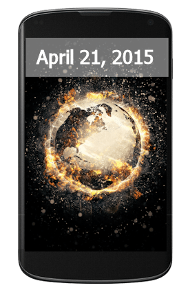 Mobile update April 21 2015