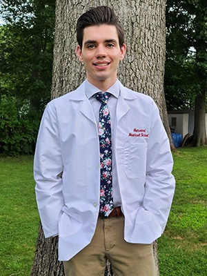 DDSRank 2020 Dental Scholarship Winner Joe Montesano